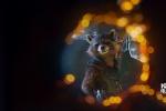 《银河护卫队2》剧照 树精格鲁特实力卖萌成亮点
