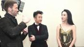 《魔弦传说》北京欢乐首映 邹市明携家人助阵