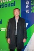 杜琪峰呼吁栽培有天分的人才 称拍电影不想有压力