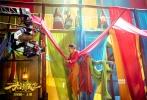 《万万没想到》大电影之后,白客主演的第二部电影《大闹天竺》即将于大年初一与观众见面。新片中,白客饰演的唐森是一名科技宅富二代,在武空(王宝强饰)的陪同下前往印度寻找遗嘱。