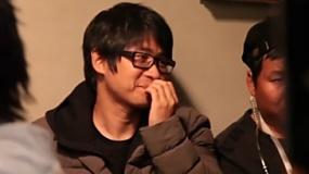 《乘风破浪》片场日记第二集 韩寒玩命拍戏染风寒