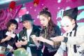 《西游》主创小年包饺子 周星驰赞林允演技进步