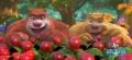 《熊出没》曝拜年预告海报 熊大熊二光头强冒险