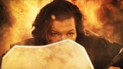 《生化危机:终章》女神归来版预告 米拉决战丧尸
