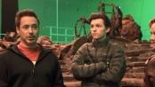 《复仇者联盟3:无限战争》韩版拍摄特辑