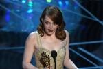 艾玛·斯通凭《爱乐之城》荣获奥斯卡最佳女主角
