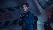 《生化危机:终章》正片片段 爱丽丝应对丧尸围城