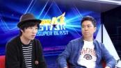 张大磊、张晨携手宣传《八月》 简单快乐忆童年