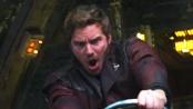 《银河护卫队2》片段 火箭浣熊实力抢镜
