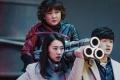 《欢喜猎人》在京热拍 包贝尔贾玲相爱相杀
