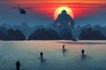 """《金刚》里骷髅岛成""""景点"""" 近8000个点评亮了"""