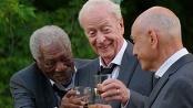 《三个老枪手》电视预告 这些男人们