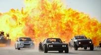 《速度与激情8》特辑 冰岛拍摄冰上飙车