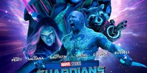 《银河护卫队2》曝全新海报 确定存在IMAX格式