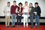 廖启智自称小鲜肉 导演强调《点五步》是青春片