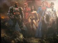 DC两新片曝概念图 《正义联盟》时长或近三小时
