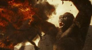 《金刚:骷髅岛》破10亿 《乘风破浪》的电影美学