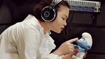 《蓝精灵:寻找神秘村》主题曲《蓝孩子》MV