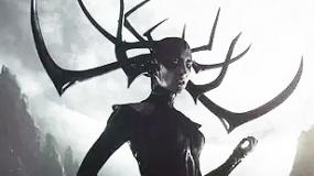 《雷神3》沙龙网上娱乐片 海拉捏碎雷神之锤