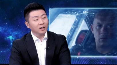"""李晨明做客《今日齐乐娱乐》 挑战""""飙车解说"""""""