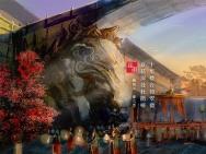 《妖猫传》曝场景概念图