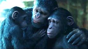 《猩球崛起3:终极之战》香港版中文沙龙网上娱乐片