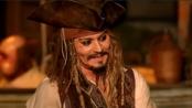 《加勒比海盗5》宣传片 杰克船长空降迪士尼乐园