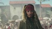 《加勒比海盗5》全片被盗  迪士尼拒向黑客付赎金