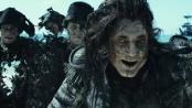 《加勒比海盗5:死无对证》片段 幽灵