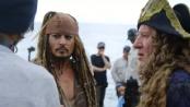 《加勒比海盗5》幕后特辑