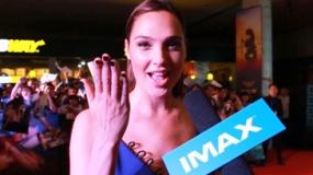 《神奇女侠》IMAX3D红毯特辑