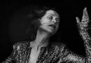 于佩尔黑白大片登上法国《Madame Figaro》封面