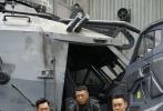 2017年6月5日,古天乐、刘青云主演的科幻片《明日战记》,经过近四个月的拍摄,内地取景部份终于杀青。