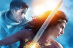 北美票房:《神奇女侠》再夺冠《新木乃伊》居亚