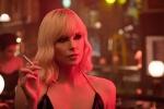 塞隆出演的《极寒之城》,据说更像女版《007》