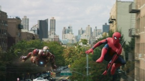 《蜘蛛侠:英雄归来》曝高考版沙龙网上娱乐片