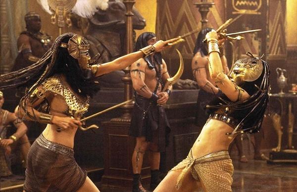 历数《木乃伊》银幕进化史 揭秘老邪灵复仇迷思