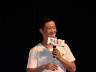 《战狼2》校园路演 吴京自曝减肥30斤是吃出来的