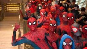 《蜘蛛侠:英雄归来》新加坡发布会特辑