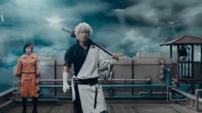 《银魂 真人版》预告片 主題曲《DECIDED》公开