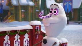《冰雪奇缘》番外《雪宝的冰雪大冒险》首曝预告片