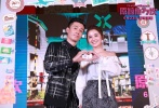 """由香港导演邱礼涛执导,人气女星蔡卓妍、香港创作歌手周柏豪领衔主演,钟欣潼特别演出的爱情优乐国际《原谅他77次》今日在上海举办了""""爱的旅程""""发布会,蔡卓妍、周柏豪、卫诗雅三位主演携手出席了此次活动。本片将于6月23日在内地公映。6月15日影片在香港上映,首日票房就已突破百万,且好评如潮。"""