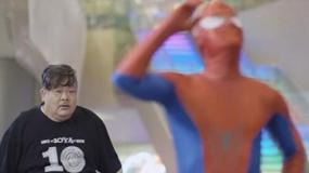 《蜘蛛侠:英雄归来》香港宣传片