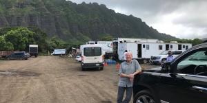 《侏罗纪2》回到夏威夷努布拉岛 恐龙正在嘶吼