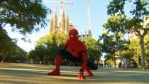 《蜘蛛侠:英雄归来》巴塞罗那活动视频