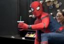 《蜘蛛侠:英雄归来》宣传特辑 斯坦·李友情客串