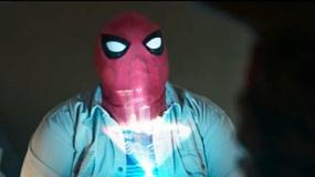 《蜘蛛侠:英雄归来》片段 爱国者