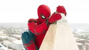 《蜘蛛侠:英雄归来》片段 华盛顿纪念碑