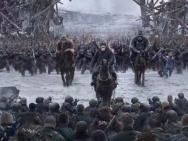 《猩球崛起3》北美预售战绩佳 瑟金斯再饰凯撒