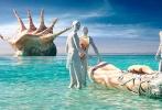 """《星际特工:千星之城》自上映以来,豆瓣评分7.3分,备受观众好评,尤其是影片顶级的宇宙奇观被赞完美堪比艺术品,受到影迷的强烈追捧。更被曾执导奇幻冒险大片《指环王》系列和《霍比特人》三部曲的大师级导演彼得·杰克逊称赞是""""从未有过的致幻华美,永生难忘的大银幕冲击""""!"""